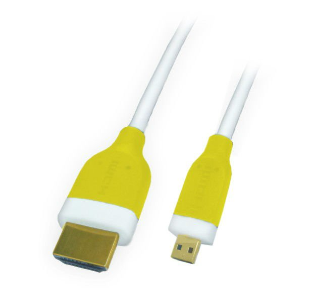 10 meters HDMI to Micro HDMI Cable High Speed with Ethernet for smart phones