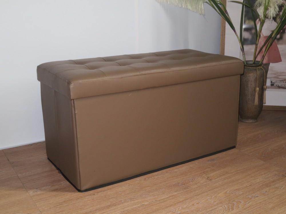 Bonne qualit pour les maisons en cuir meubles articles pour la maison pouf - Canape bonne qualite ...