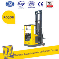 Large supply good price reach truck forklift