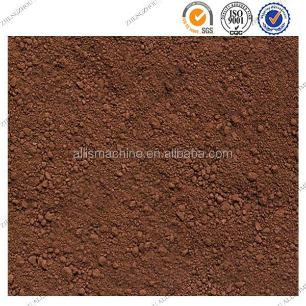 Hot Selling inorganic iron oxide pigment in rubber