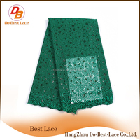 China Lace Fabric Factory Wholesales African Lace Fabric Cord