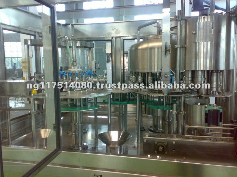 Automatic Filling / Bottling Machine 24-24-8