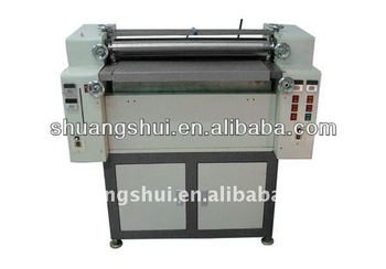 CE High quality 24 inches Hot Melt Glue machine for PVC sheet(Double-sides )