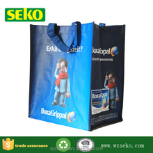 alibaba supplier high quality pp woven shopping bag