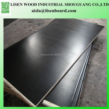 18mm Brown/Black Construction Marine Plywood Malaysia /waterproof poplar wood plank