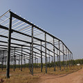 steel structure broiler chicken poultry shed