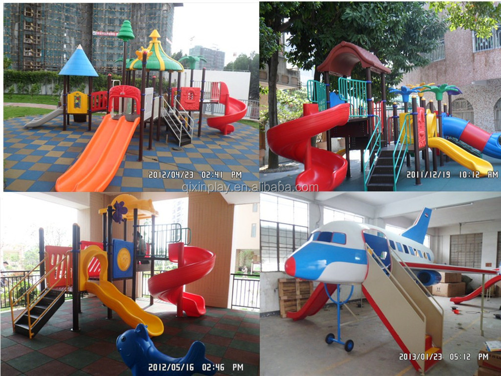 Daycare Center Play Toys Used Kids Outdoor Playground For