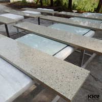chemical resistance countertops