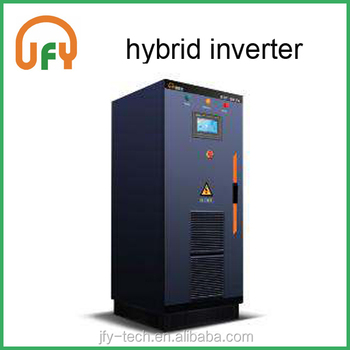 High quality hybrid controller solar inverter,solar three phase inverter with MPPT charger