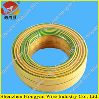 BV 10 copper conductor pvc insulated home electrical wiring
