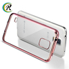 Mobile accessories case for samsung galaxy s5 mini for Samsung galaxy Note 3 soft mobile phone Electroplating case