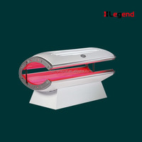 Solarium high pressure collagen tanning bed S-35