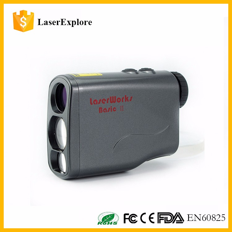 6*21 waterproof hot selling speed ranging hunting golf rangefinder laser for 450m