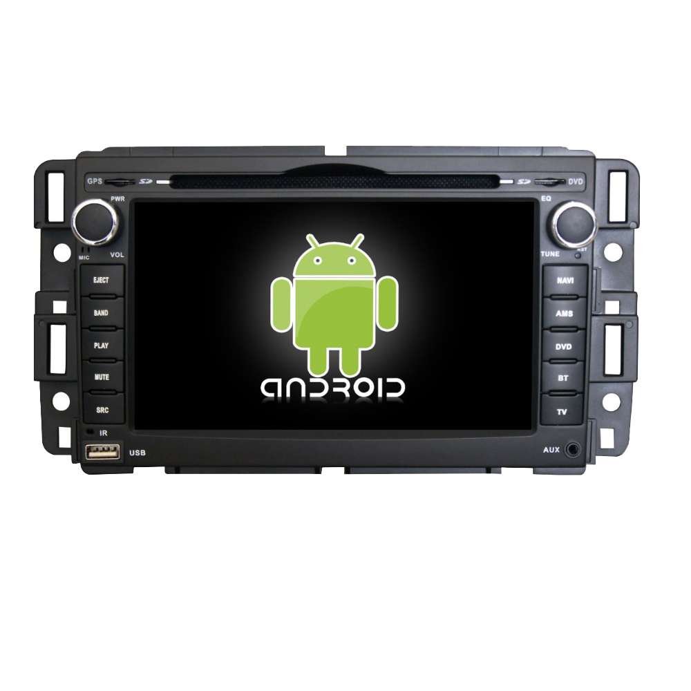 Android 6.0 Car Dvd Gps Navi For GMC Chevrolet Chevy Ailverado Silverado Yukon