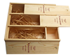Promotional small wooden wine boxes cheap
