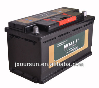 Chinese Supplier at a low Price 12v Auto Battery Car 32C24MF 12V 40AH WHLI