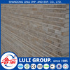 Good price Block Board, laminated blockboard from LULI GROUP China manufacturers