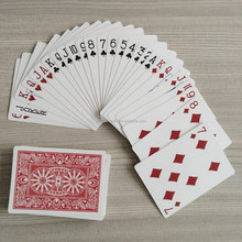 Standard size wholesale playing cards/ game cards for party