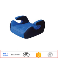 Comfortable safety breathable soft baby booster car seat