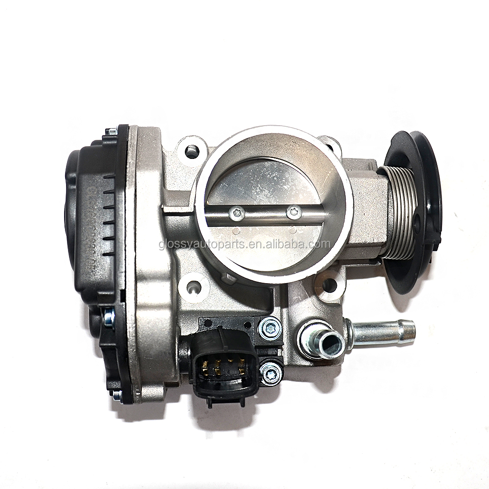 Glossy Throttle Body For Chevrolet Optra Daewoo Lacetti Nubira 96394330 96253560 96439960 96611290 Throttle Body Assy