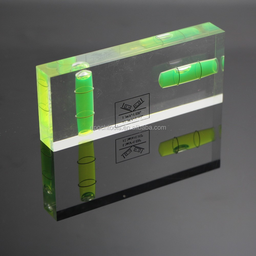 High-Quality Jukebox Integral 2 AXIS spirit Level
