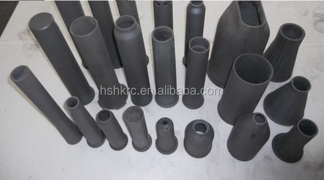 High Performance Silicon Carbide Sand Blasting Ceramic Nozzle