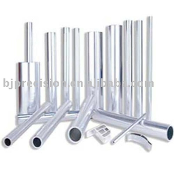customized aluminum 6063 round tubes