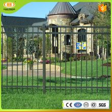 Free samples anti-cut 358 security and galvanised tubular steel fence