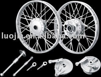 17' Aluminium Alloy motorcycle part Wheel Rim