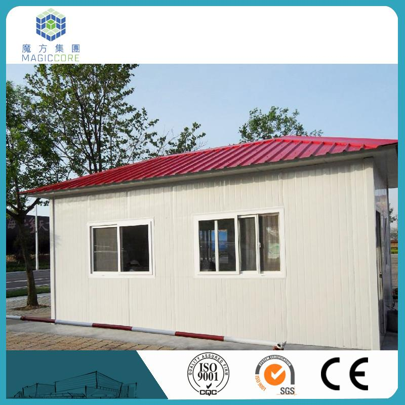 cabin kit prefabricated houses light gauge steel structure prefab house for sale in malaysia for office shelter