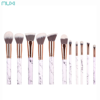 Muxi New Style Marble Makeup Brush