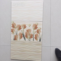3d Non Slip Cheap Combinations Bathroom Tiles Designs in China