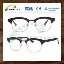 china wholesale new wooden optical frame