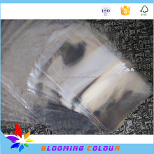 Chinese factory OEM cheaper plastic bags with zip locker