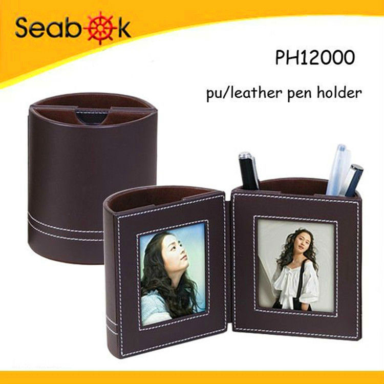 Promotional Desk pen holder for gifts