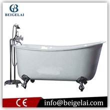 Hot Selling Bathroom Accessory Swedish Slipper Freestanding Bath Tub
