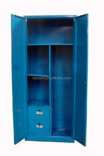 steel storage wardrobe metal uniform cabinet