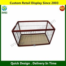 Deluxe Folding Wood Pet Dog Pen YM5-560