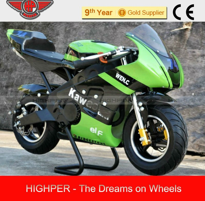 2013 New Model Mini Gas Motorcycle 49CC (PB009)