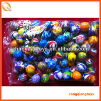 wholesale Toy Vending Machine 32mm Rubber ball Bouncy Balls skip ball SP341832HH