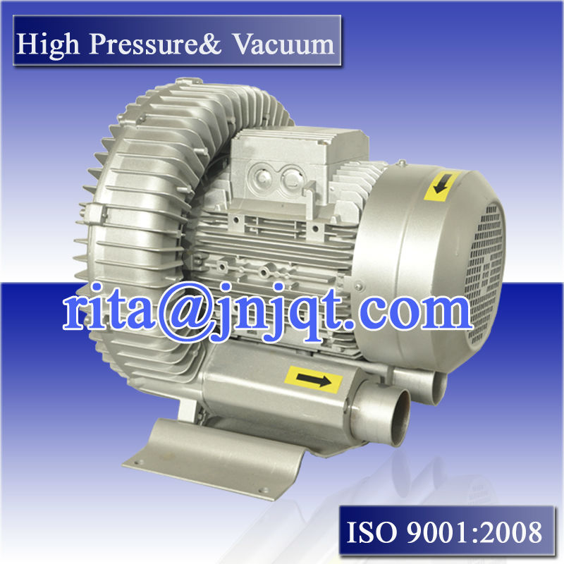 JQT -2200-C high pressure industrial regenerative vacuum blower