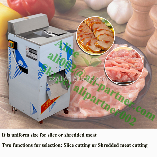 Ali-partner machinery commercial vertical electric meat pie cutter