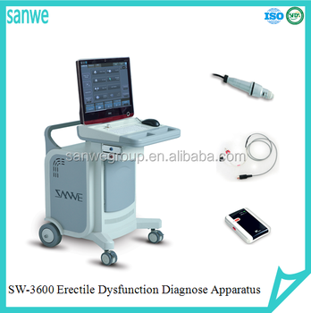 SW 3600 Erectile Dysfunction diagnostic device ED diagnosis apparatus Andrology Male ED
