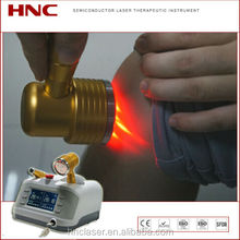 808nm/650nm medical laser arthritis equipment for body pain relief, back pain, wounds healing