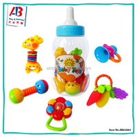 New ideas 6 months toys baby with mini rattle bells