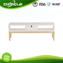Quality Assured Get Your Own Custom Design FSC Certificated Factory Direct Price Tv Stand Manufacturer