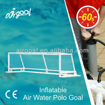 2m*0.75m Pro Air Water Polo Goal for Youth