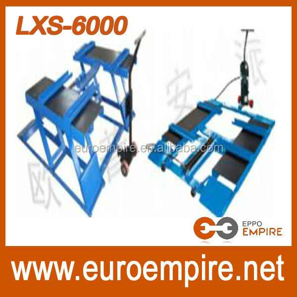 CE approved hydraulic cylinder repair table/car scissor lift used car lifts