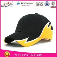 Two Tone Wholesale Stretch Fitted Baseball Caps
