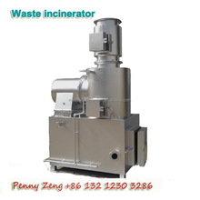 10+ Years Life! Hospital Solid Waste Incinerator/Medical Waste Burning Machine for sale - MSLWI Series